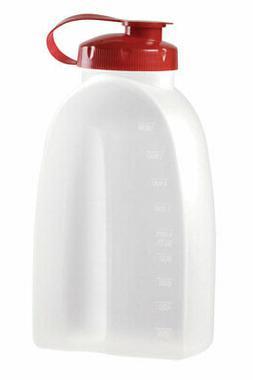 1 quart servin saver bottle