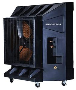 Portacool 10000 cfm Portable Evaporative Cooler, 115V, PAC2K