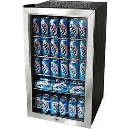 EdgeStar 103 Can and 5 Bottle Supreme Cold Beverage Cooler -