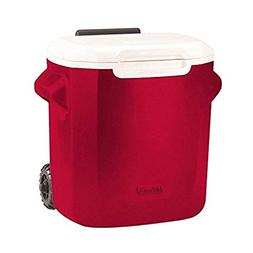 Coleman 16-Quart Personal Cooler with Wheels