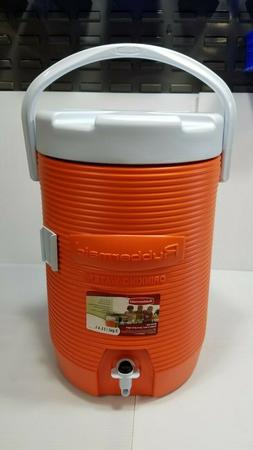 Rubbermaid 1683 3-Gal Water Cooler with Screw Tight Lid