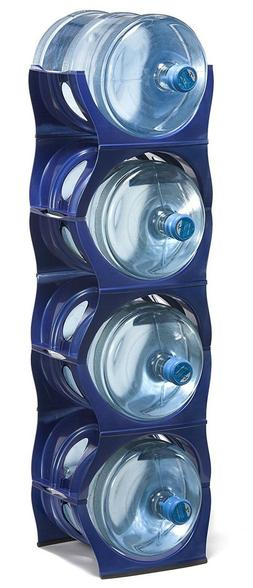 2/3/4 Bottle Water Cooler Rack Shelf U Stable Storage Stand