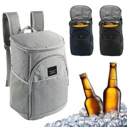 20L Insulated Cooling Backpack Picnic Camping Rucksack Beach