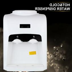 SUNCOO 3-5 Gallon Electric Hot and Cold Water Cooler Dispens