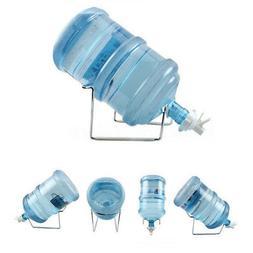 3-5 Gallon Water Bottle Jug Dispenser Cooler Stand Rack Hold