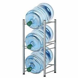 LIANTRAL 3-Tier Water Cooler Jug Rack,5 Gallon Water Bottle