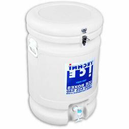 37Qt Techni Ice Signature Water Cooler/ Drink Dispenser Ice
