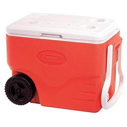Coleman Performance Wheeled Cooler, 40 Quart