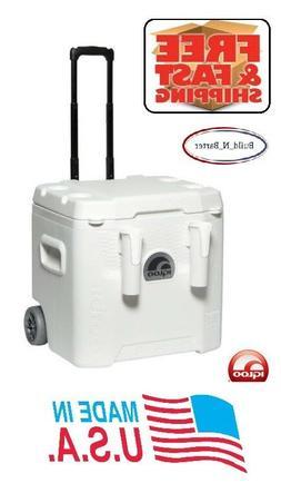 Igloo 45438 40 Qt. Cool Fusion 40 Realtree Roller Cooler