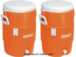 Heavy Duty Igloo 5-Gallon Beverage Sports Summer Outdoor Wor