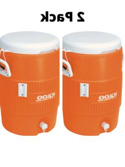 Igloo 5 Gallon Heavy Duty Beverage Water Cooler Pour Dispens