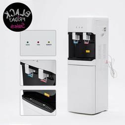 5 Gallon Hot/Cold Water Cooler Dispenser Water Top Loading S