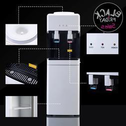 5 Gallon Hot/Cold Water Cooler Dispenser Water  Loading Safe