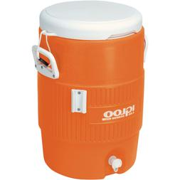 Water Cooler 5-Gallon Heavy Duty Igloo Beverage Sports Outdo