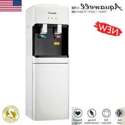 5Gallon Top Loading Hot Cold Water Cooler Dispenser Stainles