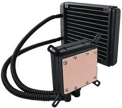 CORSAIR HYDRO SERIES H60 AIO Liquid CPU Cooler, 120mm Radiat