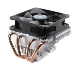 Cooler Master Vortex Plus - CPU Cooler with Aluminum Fins an