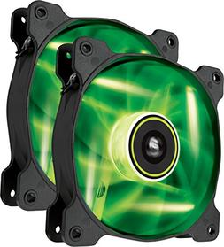 Corsair  Air Series SP 120 LED Green High Static Pressure Fa