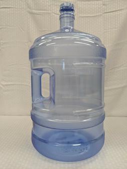 American Made Water Bottle 5-Gallon Blue BPA Free Heavy Duty