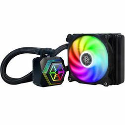 Silverstone ARGB 120mm All-in-One Water Cooler AM4/Am3/2011/
