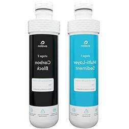 Avalon 2 Stage Replacement Filters For Avalon Branded Bottle