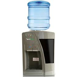 Nutrichef AZPKTWC20SL Upgraded Countertop Cooler Dispenser H