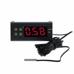 bayite AC 110V Fahrenheit Digital Temperature Controller 10A
