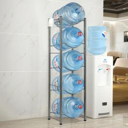 Bottle Storage 5 Layer Water Cooler Jug Rack Water Rack Deta