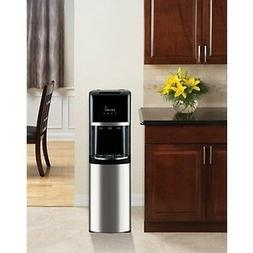 Primo Bottom Load Water Dispenser, Stainless Steel/Black 900