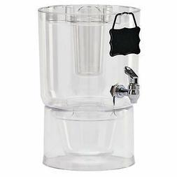 Buddeez 14401C-ONL Party Top New Beverage Dispenser, 1.75 ga