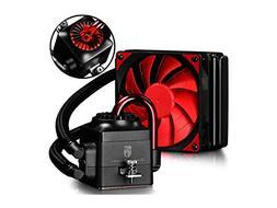 DEEPCOOL Gamer Storm Captain 120 AIO Liquid CPU Cooler, 120m