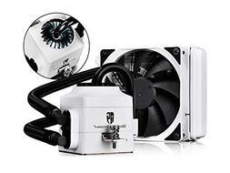 DEEPCOOL Captain 120EX White AIO Liquid CPU Cooler, 120mm Ra