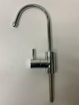 AQUVERSE CLOVER Modern Chrome NSF RO water filter faucet, St