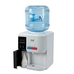 Avanti Hot/ Cold Tabletop Water Dispenser, 15.75 inches high