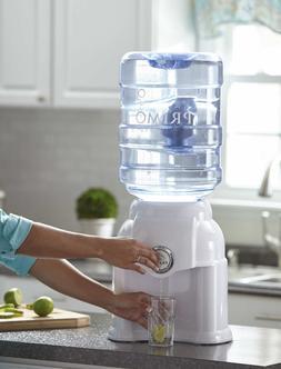 Primo White Countertop Room Temperature Water Dispenser