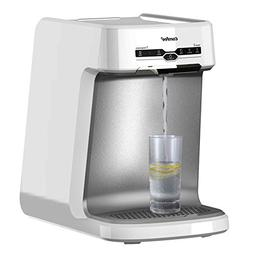 Comfee Countertop Mini Water Cooler Dispenser with Filter, N