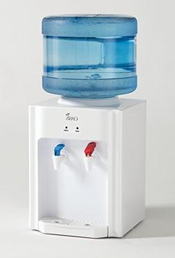 countertop water cooler cold drinking