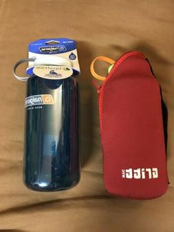 COZIE FOR Nalgene 32oz WATER BOTTLE COOZIE SLEEVE HOLDER INS