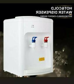 Kenwell Desktop Electric Hot Cold Water Cooler Dispenser 3-5