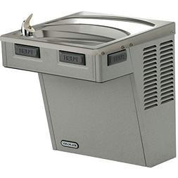 Elkay Drinking Fountain, Mechanically Activated w/o Refriger
