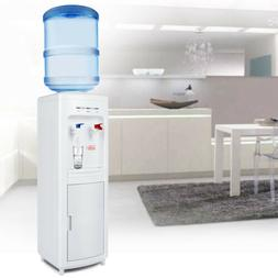 Electric Water Cooler Dispenser Hot Cold 5 Gallon Top Load F