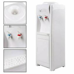 Electric Hot Cold Water Cooler Dispenser 5 Gallon Top Loadin