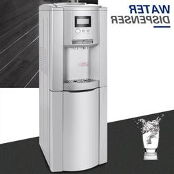 Electric Hot Cold Water Cooler Dispenser Top Loading Safety