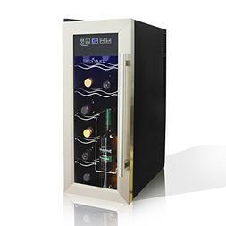 Electric Wine Cooler - Wine Chilling Refrigerator Cellar  PK
