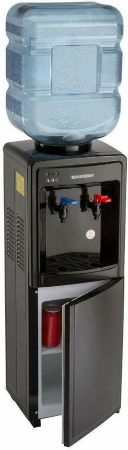 Farberware FW29919 Freestanding Hot and Cold Water Cooler Di