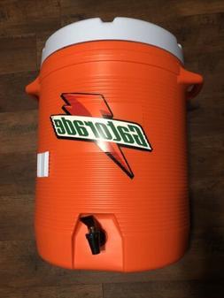 Gatorade 10 Gallon Water Cooler Orange NEW