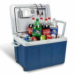 Knox Gear 48 Quart Electric Cooler/Warmer with Built in Car