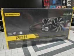 Corsair h115i AMD Intel CPU Watercooler - New