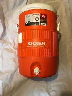 Heavy-Duty 5-Gallon Beverage Portable Water Cooler Jug Press