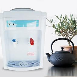 Hot&Cold Warm Water Cooler Dispenser Free standing 2-5 Gallo